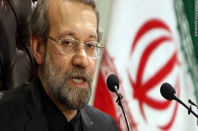 Iran's Speaker Calls for Serious Measures to Resolve Palestinian Issue