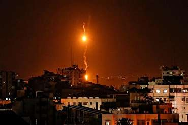 Zionist Regime Intensifies Attacks on Gaza after Botched Operation